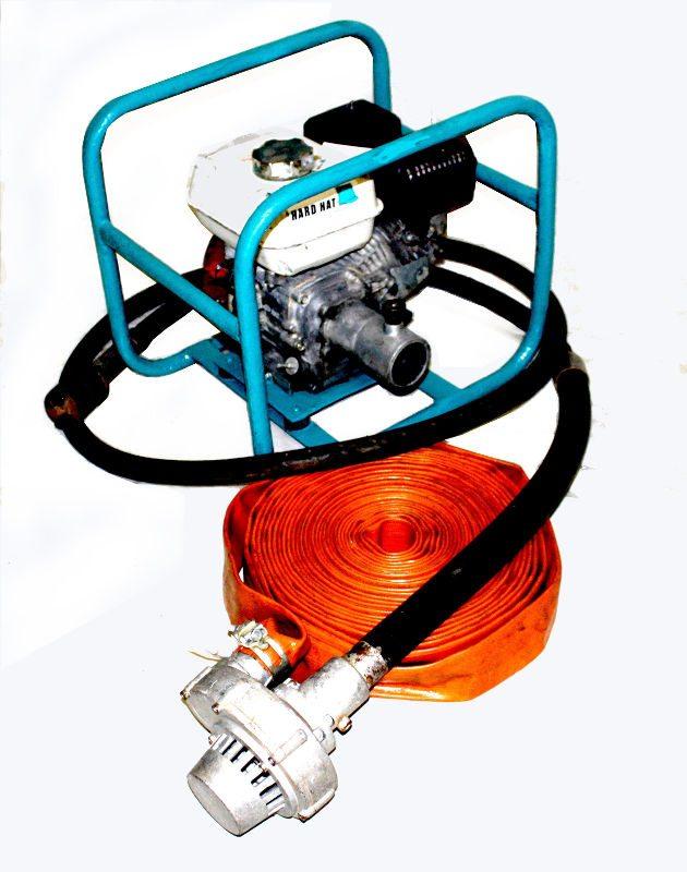 Submersible Pump & Drive Unit